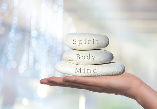 Spirit, Body and Mind,
